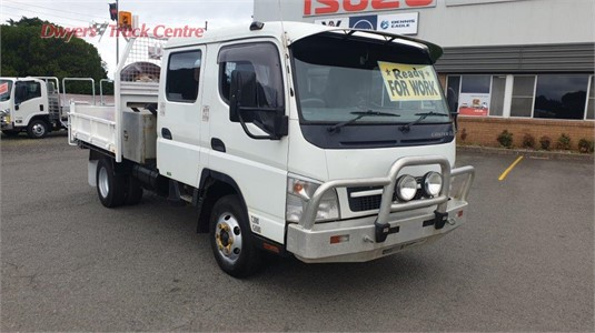 2009 Fuso Canter 3.5 Dwyers Truck Centre - Trucks for Sale