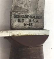 Schrade Walden H-15