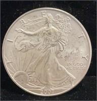 2007 American Eagle $1 Coin