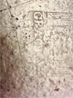 "17th Century George Richardson Pewter 15 "" Platter"