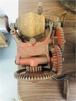 Antique McCormick Dearing Sickle Grinder