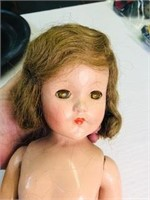 21 in Antique Effanbee antique Shirley Anne doll