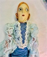 Antique English Doll