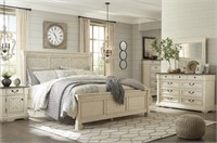 King - Ashley B647 Bolanberg 5 pc Bedroom Suite