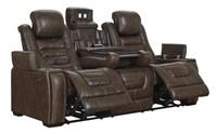 Ashley 3850115 PWR REC Sofa w/ ADJ HEADREST
