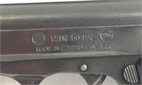 Czechoslovakian VZOR Pistol