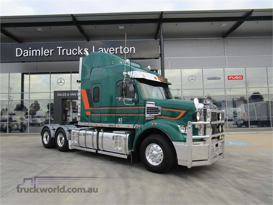 2013 Freightliner Coronado 122 SD - Trucks for Sale