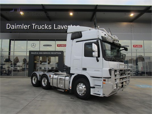 2015 Mercedes Benz Actros 2655 - Trucks for Sale