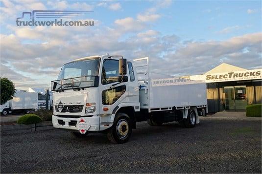 2018 Mitsubishi Fuso FIGHTER 1224 - Trucks for Sale