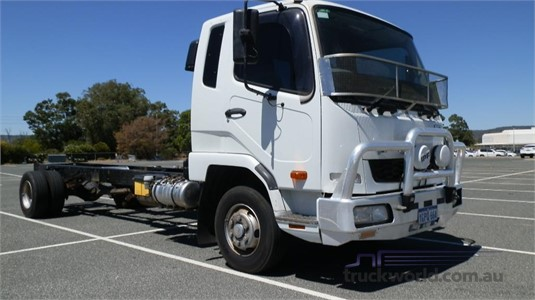 2012 Mitsubishi Fuso FIGHTER FK617 Truck Traders WA  - Trucks for Sale
