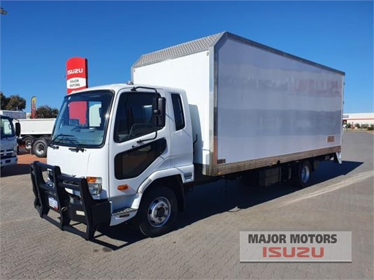 2013 Mitsubishi Fuso FIGHTER 1024 Major Motors - Trucks for Sale
