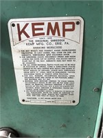 Kemp Model 60 Wood Chipper