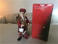 Possible Dreams Clothtiques: Highland Santa
