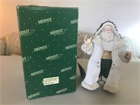 Midwest Imports: White Robed Santa