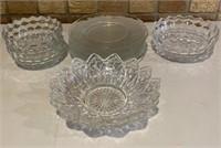 Glass Dish ware