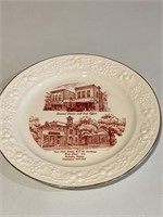 Rochester Illinois Collector Plate