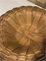 Longaberger Bushel Basket