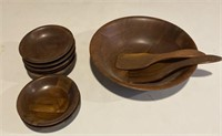 Wooden Dish Ware