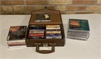 Cassette, CDs