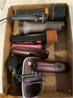 Flashlights & Telephone