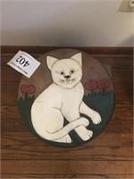 """""""Cat"""" Foot Stool"""