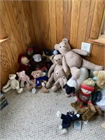 Boyd's Bears, Ty Bears, miscellaneous plush