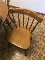 Keller Kitchen Table with 5 Chairs