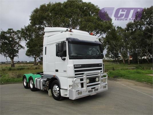 2013 DAF XF105 CTR Truck Sales  - Trucks for Sale