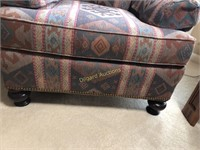 CUSHIONED CHAIR BY CENTURY FURNITURE