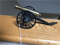 PENNCRAFT METAL TOY CANNON