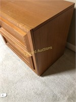 SOLID OAK NIGHT STAND