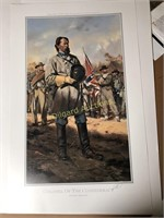 COLONEL OF THE CONFEDERACY PRINT