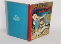 Raggedy Ann and the Golden Butterfly  - book