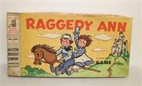 Raggedy Ann  - Milton Bradley Co. game board