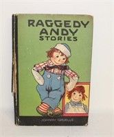 Raggedy Andy's Stories - book