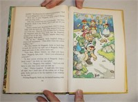 Raggendy Ann and the Golden Ring - book