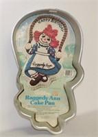 Raggedy Ann Cake Pan