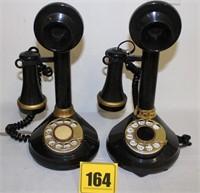 newer candlestick phones