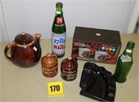 7 items,including  McCoy & Hull