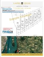 RESIDENTIAL WATERFRONT DEVELOPMENT OPPORTUNITY
