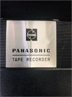 Vintage Panasonic Reel to Reel Tape Player