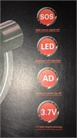 Swat LED Flashlight