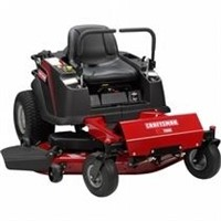 Craftsman z6000 Zero Turn Riding Lawn Mower