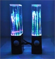 Dancing Water Bluetooth Speakers
