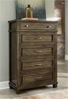 Ashley B734 Solid Wood XL Highboy Chest *Quality