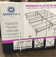 QUEEN  Premium Platform Box Spring Foundation