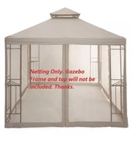 Oasis Gazebo Netting Only