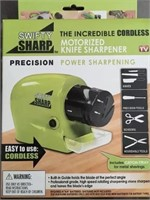 New Swifty Sharp The Incredible Cordless