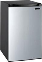 Magic Chef 4.4 CU FT Stainless Steel Mini Fridge