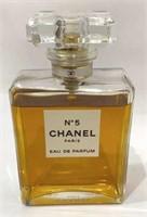 Chanel No.5 Eau De Parfum 100ml Bottle